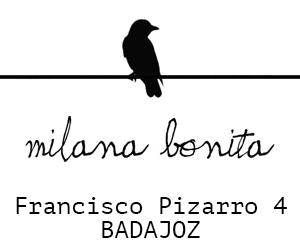 Milana Bonita Zapatillas originales en Badajoz