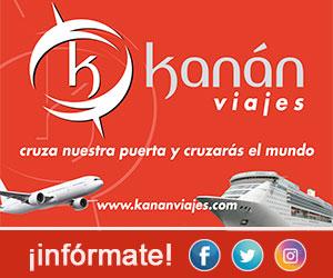Kanán Viajes agencia Badajoz