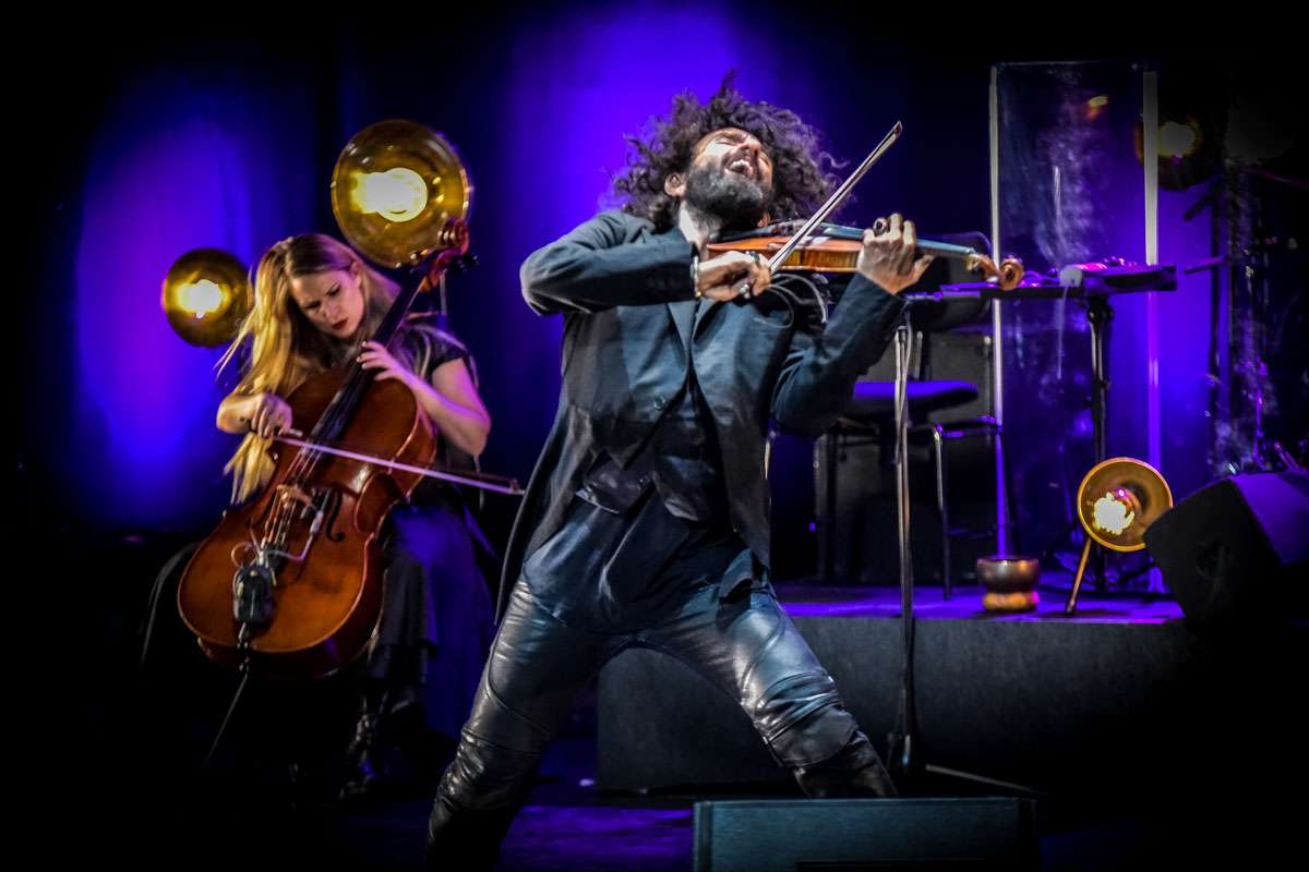 - NUEVA FECHA - Ara Malikian - 'Royal garage world tour'