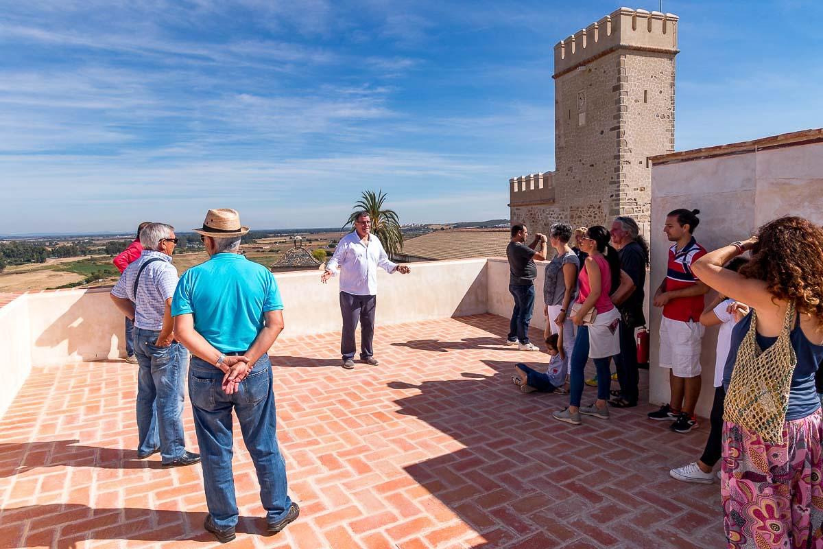 SUSPENDIDAS TEMPORALMENTE - Visita a la Torre de los Acevedo