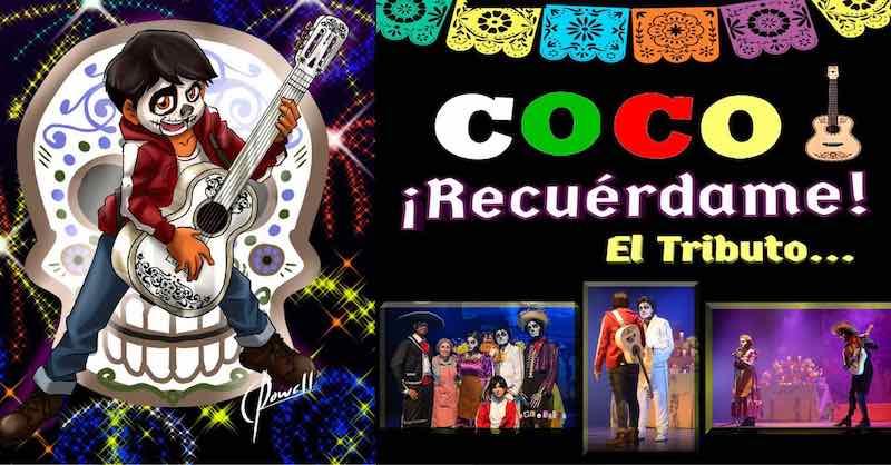 'Coco, el musical'