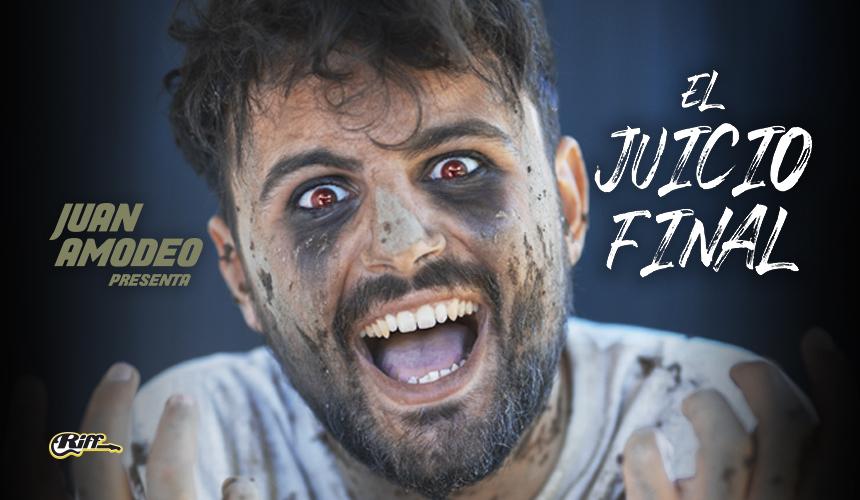 Juan Amodeo - 'El juicio final'