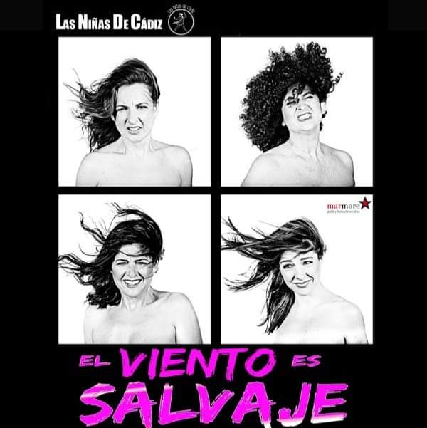 - NUEVA FECHA- 'El viento es salvaje' - Las niñas de Cádiz