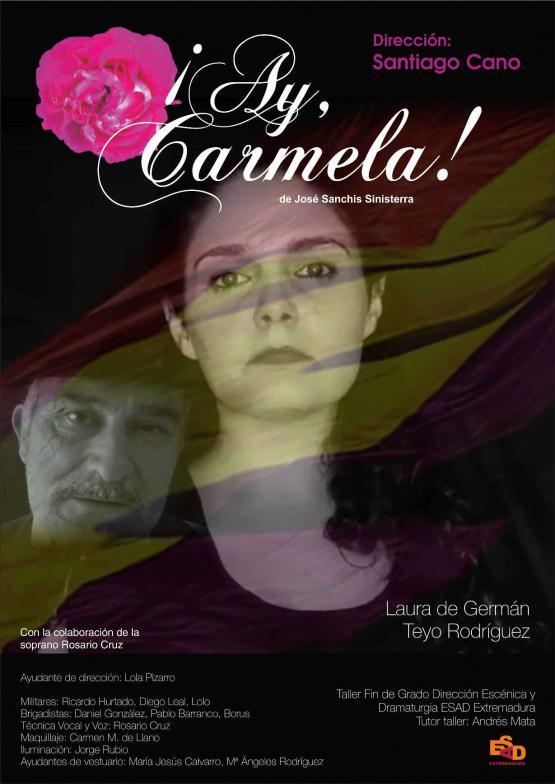 '¡Ay, Carmela!'