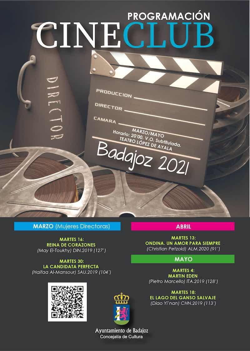 Cine Club: 'El Lago del Ganso Salvaje'