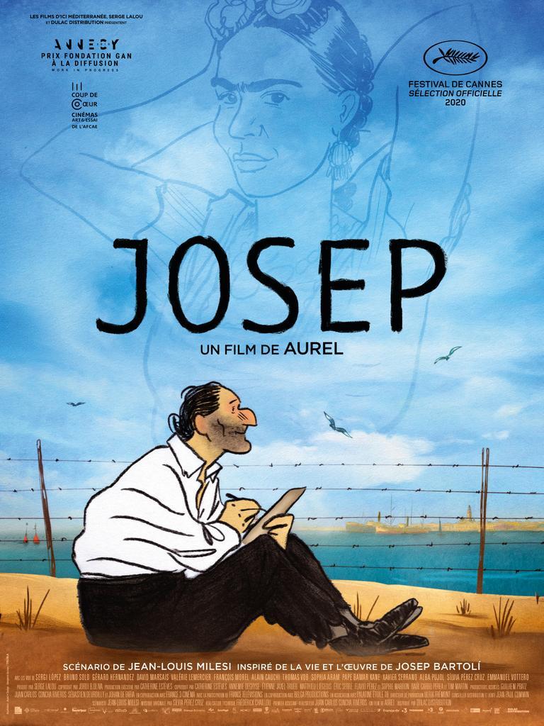 Filmoteca de Extremadura | 'Josep'