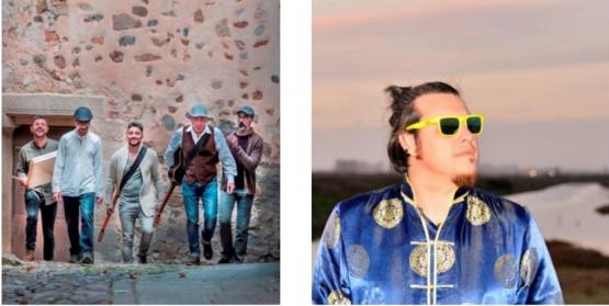 Pelujáncanu y Duende Josele. Día Europeo de la Música