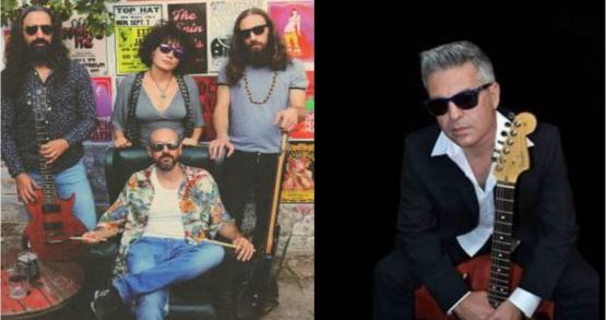 Spin offs Charly Gonzalez, música de Extremadura