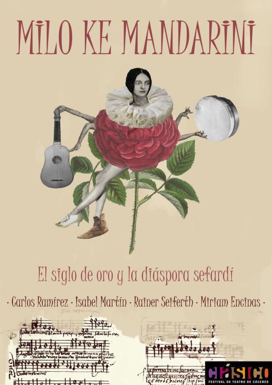 El Siglo de Oro y La Diáspora Sefardí | Festival de Teatro de Cáceres