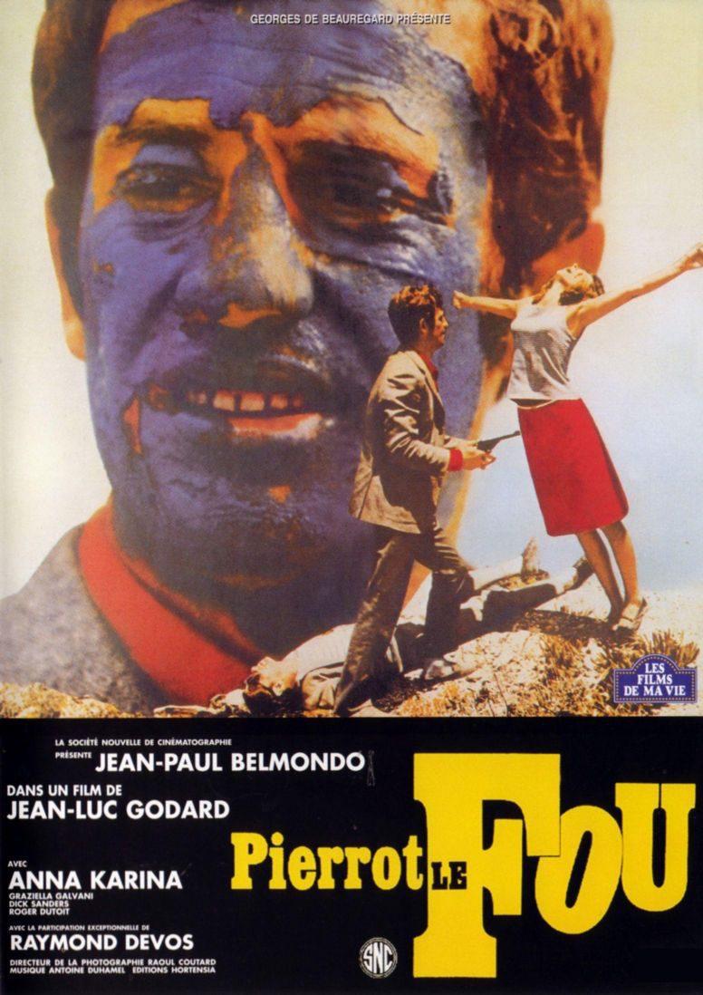 Filmoteca de Extremadura | Pierrot el loco